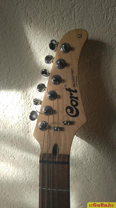 Satilik Elektro Gitar Cort G Series Izmir Cort G210 S S S