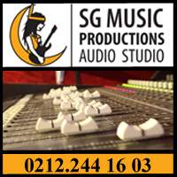 SG Audio Studios logo