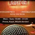 Jüpiter Müzik logo