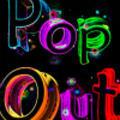 PopOut logo
