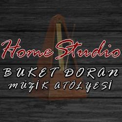 HomeStudio Kadıköy Müzik Atölyesi logo