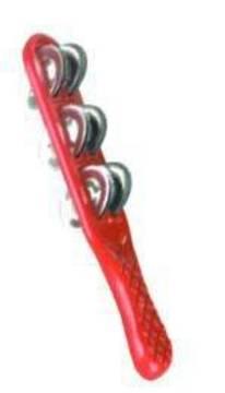 Cox G16-2R Jingle Stick (El Tefi,Plastik)