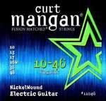 Curt Mangan 10-46 Nickel Wound elektro gitar teli