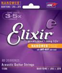 Elixir 11306 016-070 Akustik Tel Seti