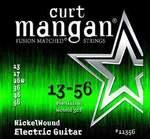 Curt Mangan 13-56 Nickel Wound elektro gitar teli