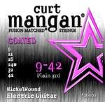 Curt Mangan 9-42 Nickel Wound Coated elektro gitar teli