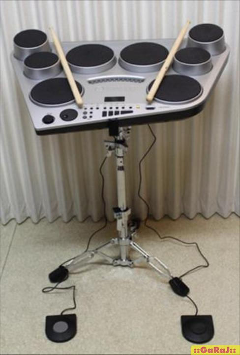 Yamaha dd65 digital percussion ilan ver